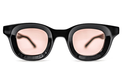 RHUDE x Thierry Lasry - Rhodeo Sunglasses Black w/ Pink Lenses (101)