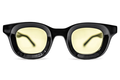 RHUDE x Thierry Lasry - Rhodeo Sunglasses Black w/ Yellow Lenses (101)