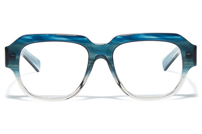 Bob Sdrunk - Rolf Eyeglasses Transparent Striped Blue