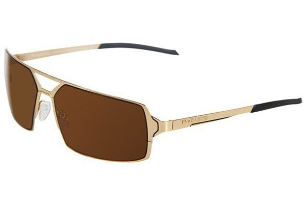Parasite Eyewear - Scanner 2 Sunglasses Gold-Brown Polarized (C15P)