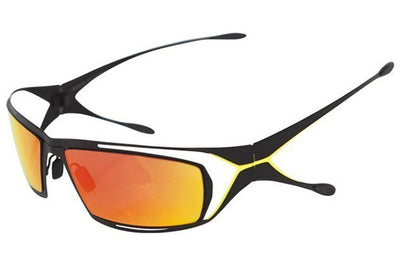 Parasite Eyewear - Vitamine Sunglasses Black-Yellow (C21L)