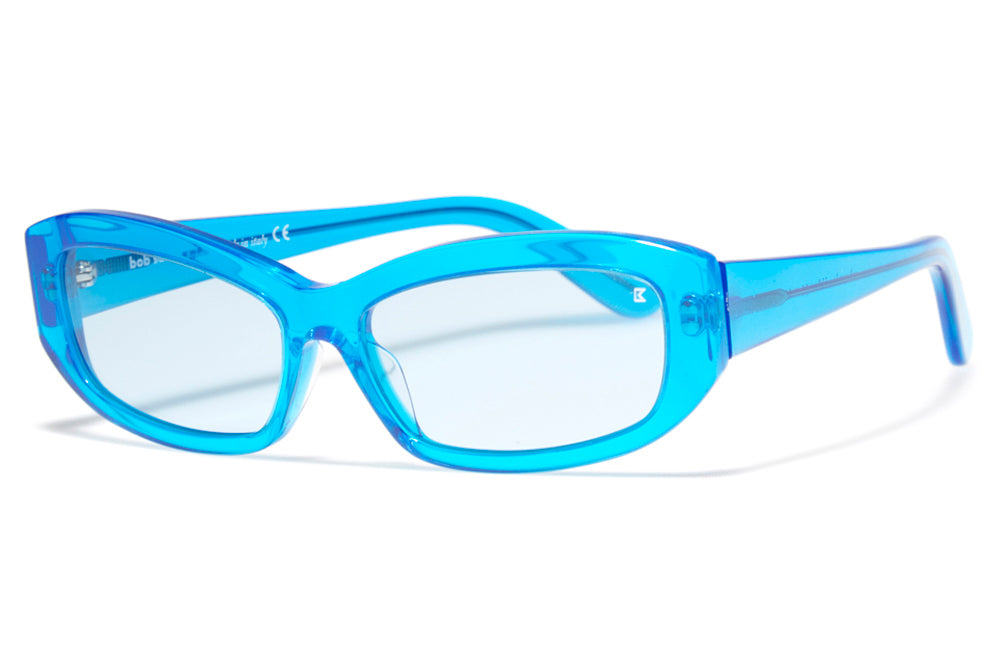 Bob Sdrunk - Sahara Sunglasses Transparent Blue