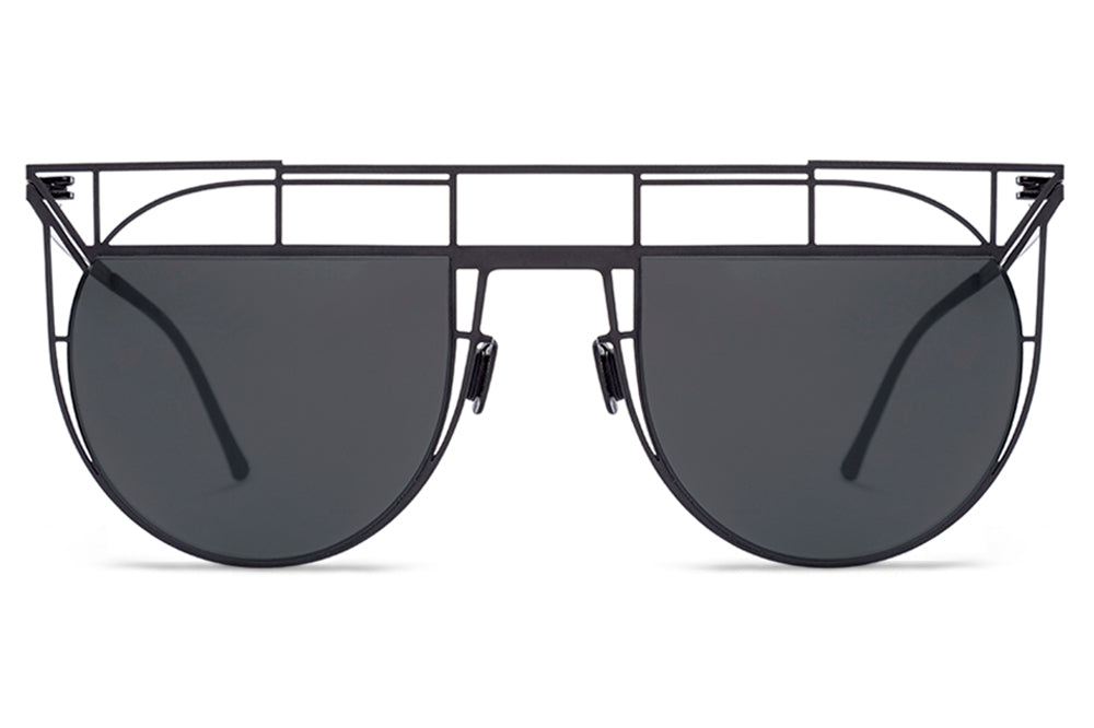 Lool Eyewear - Quadro Sunglasses Matte Black