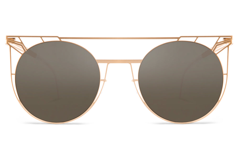 Lool Eyewear - Streamline Sunglasses Gold