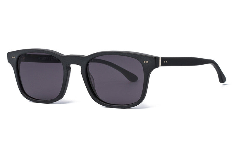 Thierry Lasry - Bully Sunglasses Matte Grey (816)