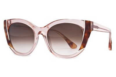 Thierry Sunglasses - Nevermindy Translucent Pink & Tortoise (1654)
