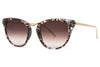 Thierry Lasry - Hinky Sunglasses Vintage Black, Grey, Brown Pattern & Gold (V180)