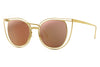 Thierry Lasry Sunglasses - Eventually Gold (900)