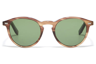 Bob Sdrunk -   Tommy Sunglasses Striped Brown