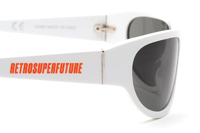 Retro Super Future® - Reed Sunglasses White Turbo