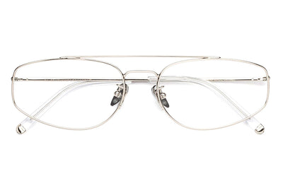 SUPER® by Retro Super Future - Tema Eyeglasses Argento