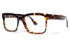Bob Sdrunk Eyeglasses - Up Tortoise