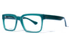 Bob Sdrunk Eyeglasses - Up Emerald Green