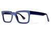 Bob Sdrunk Eyeglasses - Up Blue
