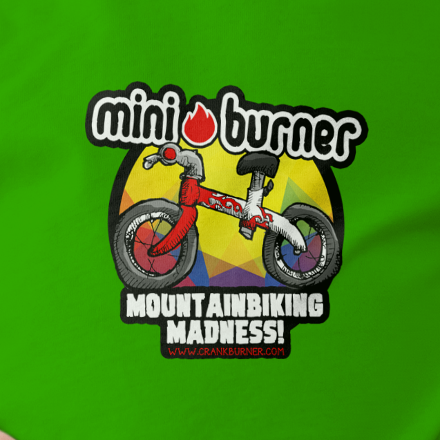 Mini-Burner KIDS tee