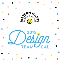 2018 Design Team Call