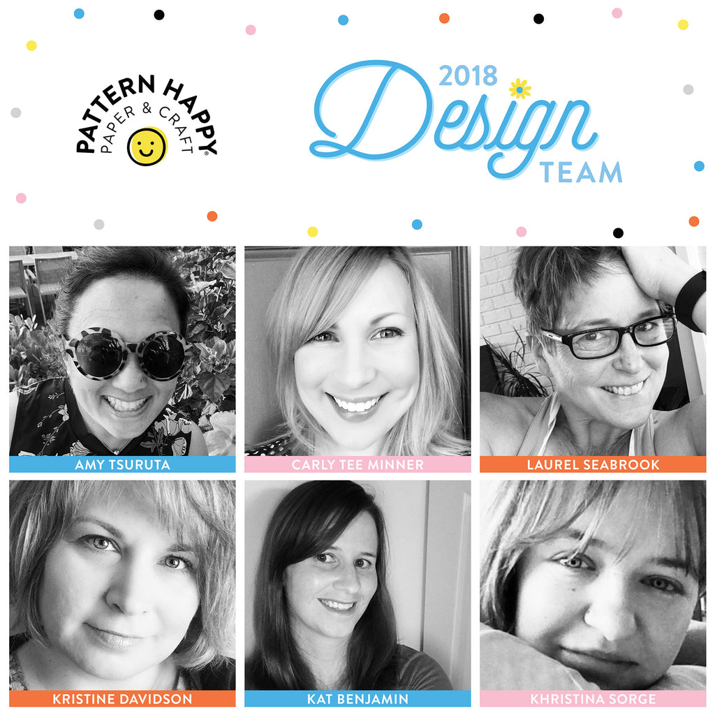 2018 Design Team Announced!