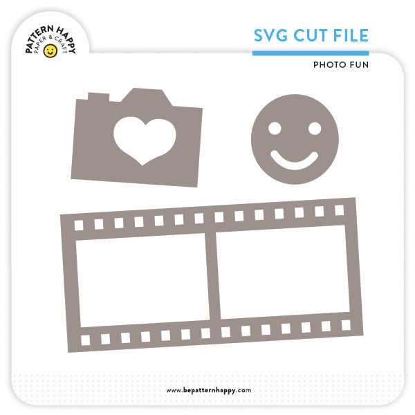 Photo Fun | SVG Cut File