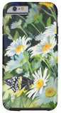 Field of Daisies Case (iPhone 6 displayed)