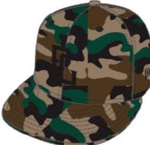 ATL New Era 5950 PG Camo PERFORATED