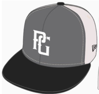 1a75be89f31 Perfect Game New Era 59FIFTY Hat - Black
