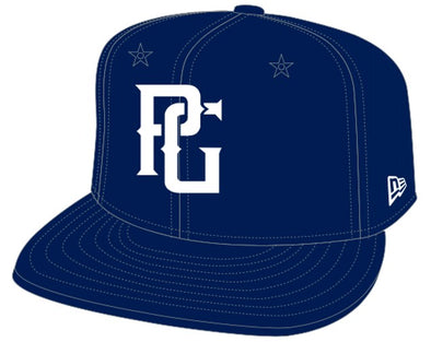 Perfect Game x New Era 59FIFTY Hat - Royal Allstar - PG Apparel