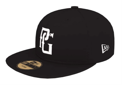 Perfect Game New Era 59FIFTY Hat - Black - Perfect Game Apparel