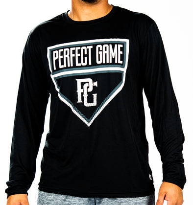 Perfect Game Apparel Player Classic Long Sleeve - Perfect Game Apparel