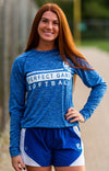 Perfect Game Softball - Ladies Electrify 2.0 Long Sleeve Tee - Perfect Game Apparel