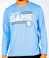 Perfect Game Apparel Player Primary Long Sleeve - PG Apparel