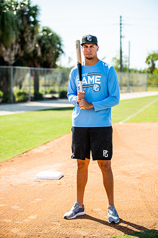 Perfect Game Apparel Player Primary Long Sleeve