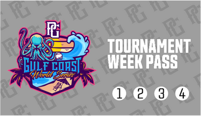 Destin - Weekly Gate Pass - Perfect Game Apparel