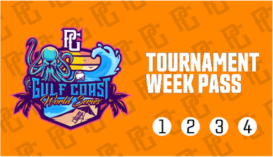 Gulf Shores - Weekly Gate Pass - Perfect Game Apparel