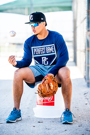 Perfect Game Apparel Player Classic Long Sleeve - PG Apparel