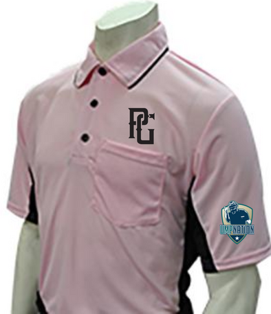 UmpNation Polo - Pink - Perfect Game Apparel