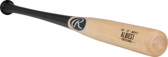 Rawlings Ozzie Albies Pro Label Maple Wood Bat - PG Apparel