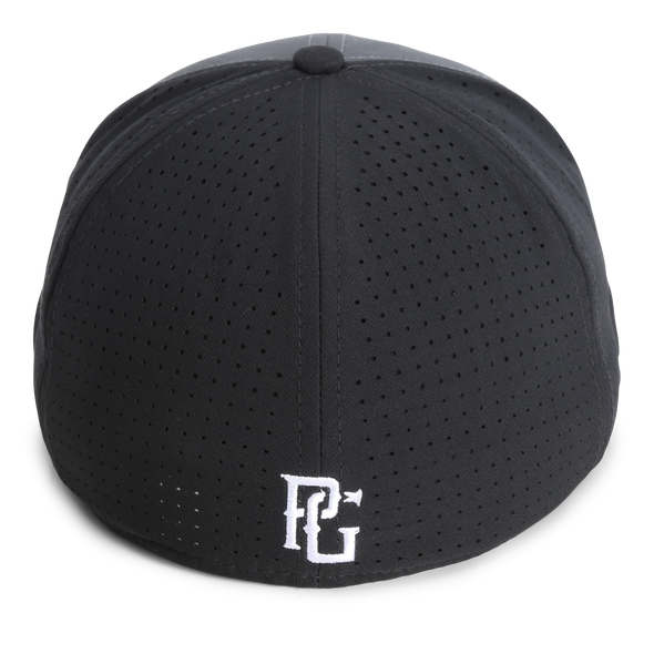 The Hoffman - Black/Grey - Perfect Game Apparel