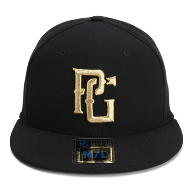 The Hoffman - Black/Gold - Perfect Game Apparel