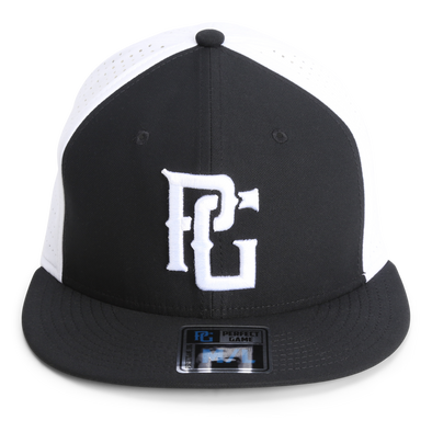 The Hoffman - Black/White - Perfect Game Apparel