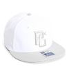 The Hoffman - White/Silver - PG Apparel