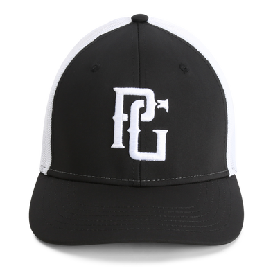 The Field One Mesh - Black - PG Apparel