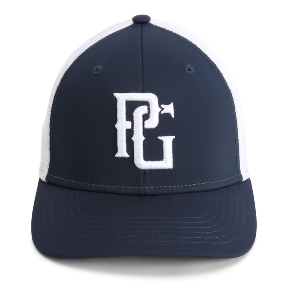 The Field One Mesh - Navy - PG Apparel