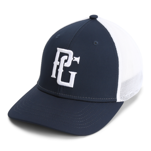 The Field One Mesh - Navy - Perfect Game Apparel