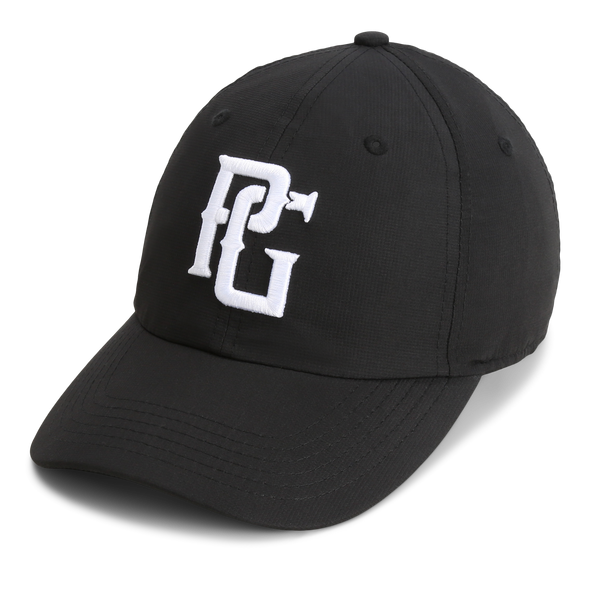 The Hoover - Black (Poly) - PG Apparel