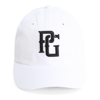 The Hoover - White (Poly) - PG Apparel