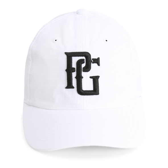 The Hoover - White (Poly) - Perfect Game Apparel