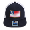 The Trucker Patriotic - Navy - PG Apparel