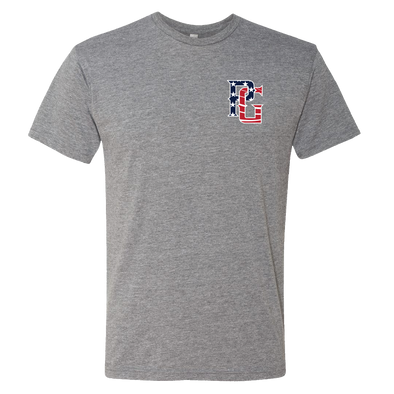 Youth Perfect Game Apparel - Independence Day: PG Flag T-Shirt - PG Apparel