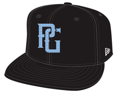Perfect Game New Era 9FIFTY Trucker Hat - Columbia PG - PG Apparel