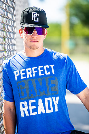 Perfect Game Apparel Soft-Toss Perfect Game Ready Tee - Perfect Game Apparel